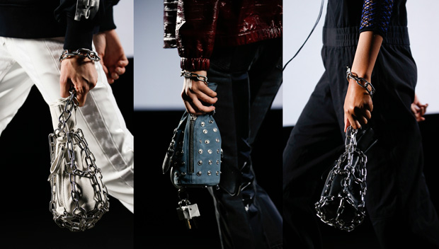 Alexander Wang accessoires tassen lente 2016