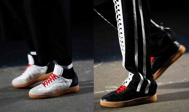 Alexander Wang accessoires sneakers lente 2016