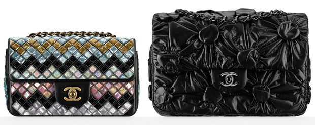 Chanel Flap Bags fall winter 2015