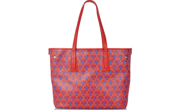 Liberty London Iphis shopper red