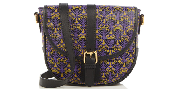 Liberty London Iphis saddle bag