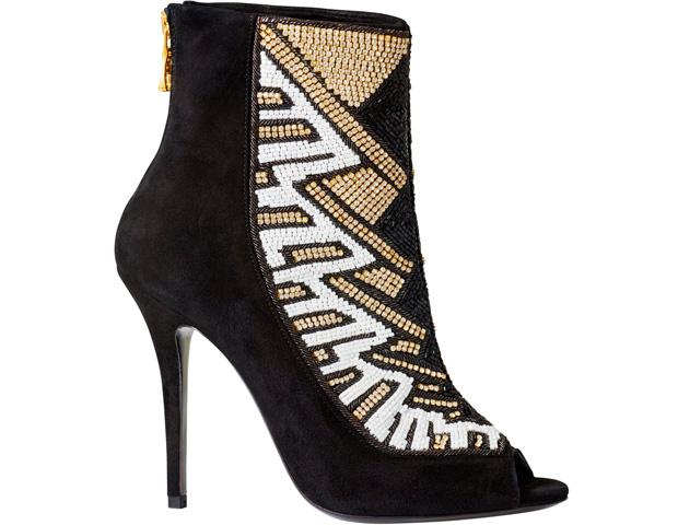 Balmain x H&M boots