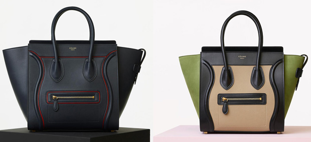 Céline Classic Luggage bags spring 2016