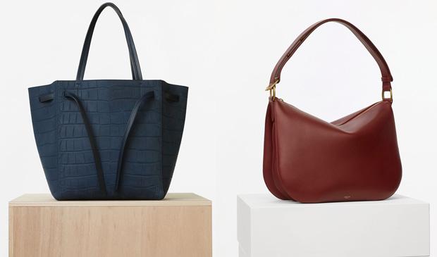 Céline Classic Phantom Cabas bags spring 2016