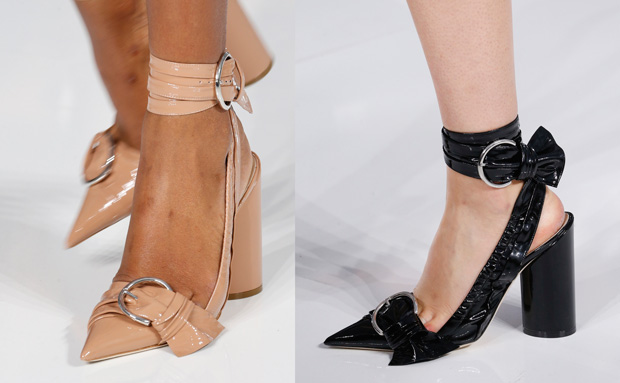 Dior shoes spring summer 2016