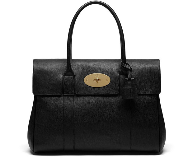 Mulberry Bayswater black