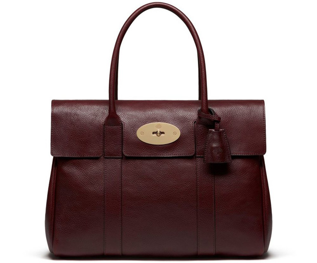 Mulberry Bayswater oxblood