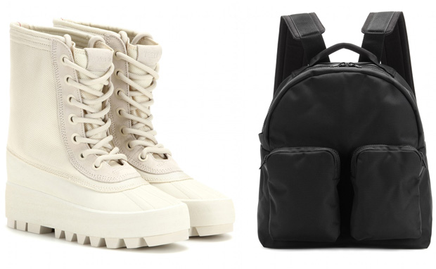 Yeezy 1 950 boots backpack