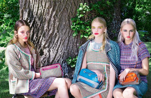 Chanel cruise 2016 bags header