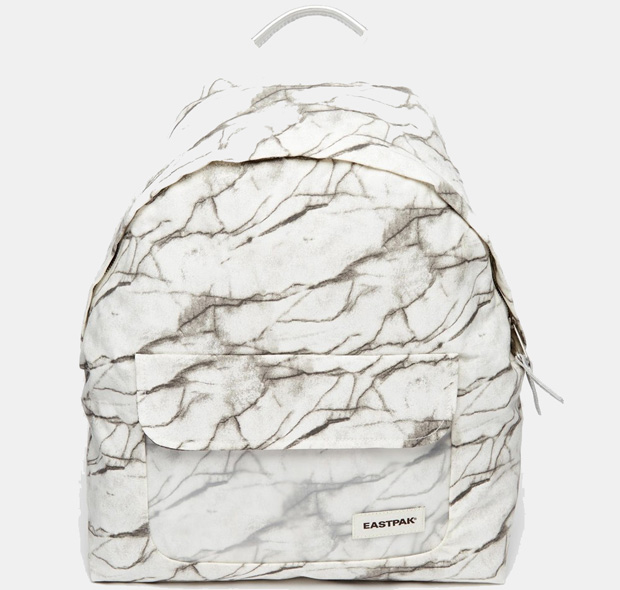 Eastpak Marble print backpack