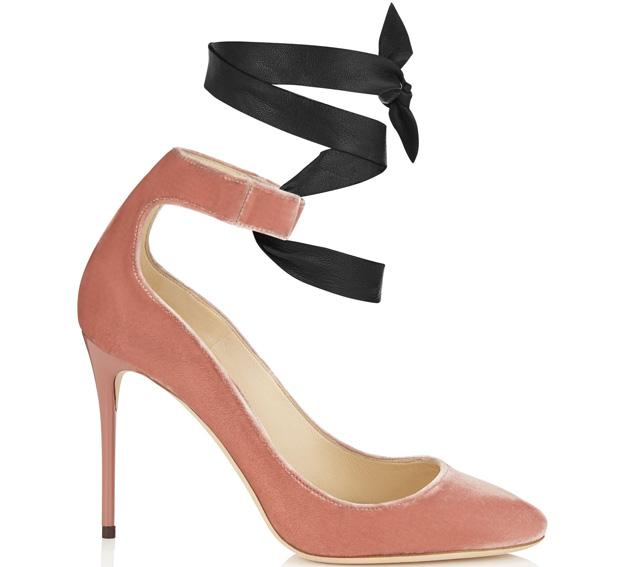 Jimmy Choo Rosanna pink pumps
