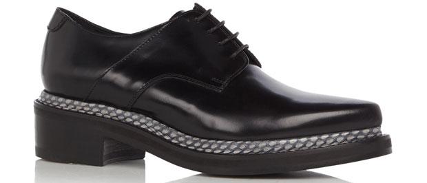 acne studios lark derby boots