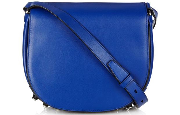 Alexander Wang Lia bag blue