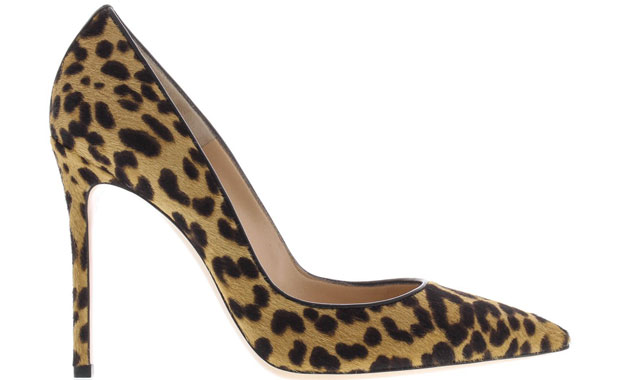 Gianvito Rossi pumps leopard
