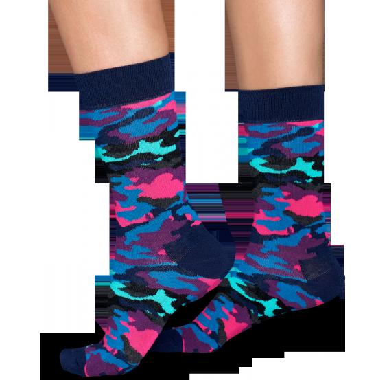 Happy Socks camo