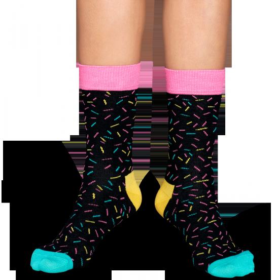 Happy Socks confetti