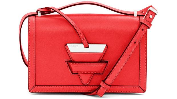 Loewe Barcelona red