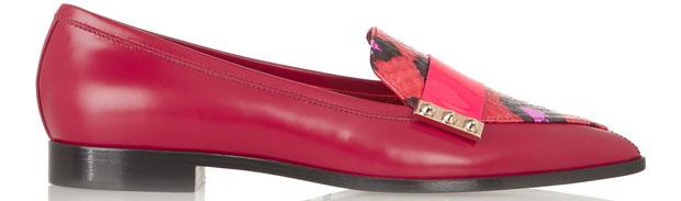 Nicholas Kirkwood Elaphe loafers