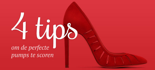 4 tips om te perfecte pumps te scoren