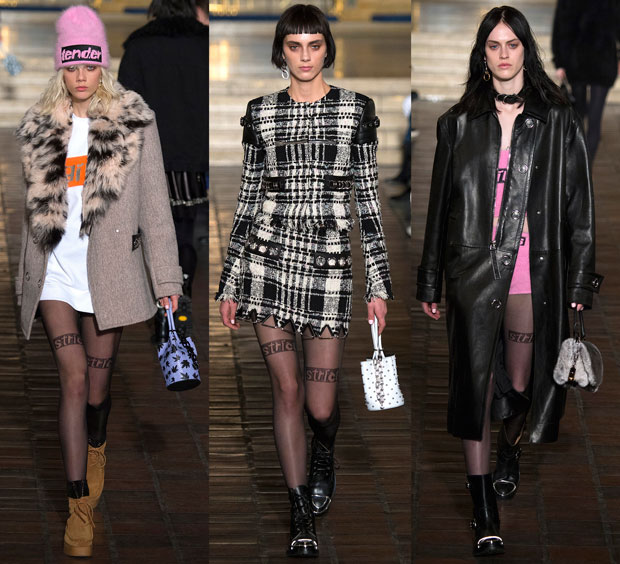 New York Fashion week fw 2016 Alexander Wang