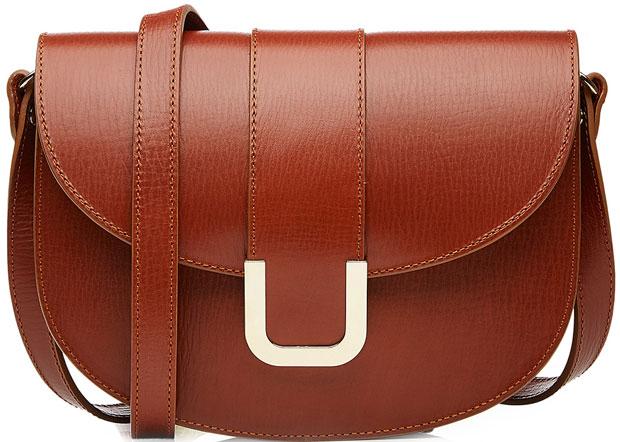 APC Soho brick red bag