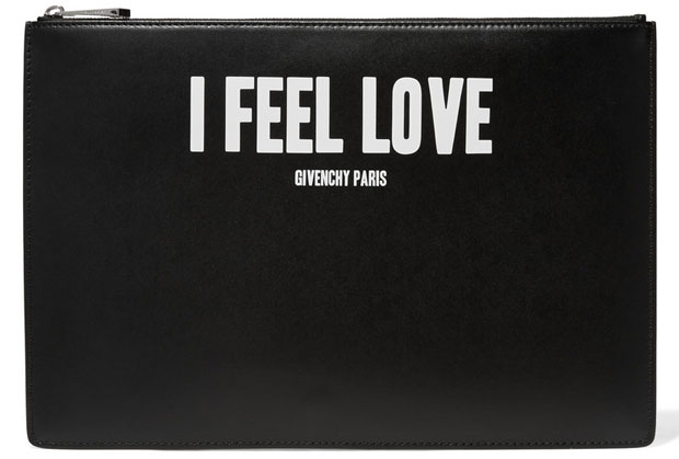 Givenchy I Feel Love pouch