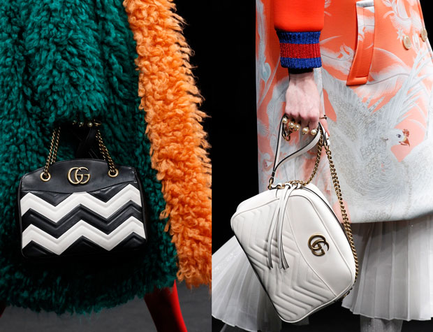 Gucci accessoires chain bag fw 2016