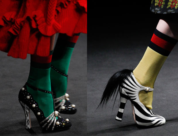 Gucci shoes fw 2016