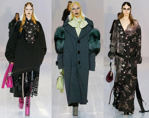 New York Fashion week fw 2016 Marc Jacobs