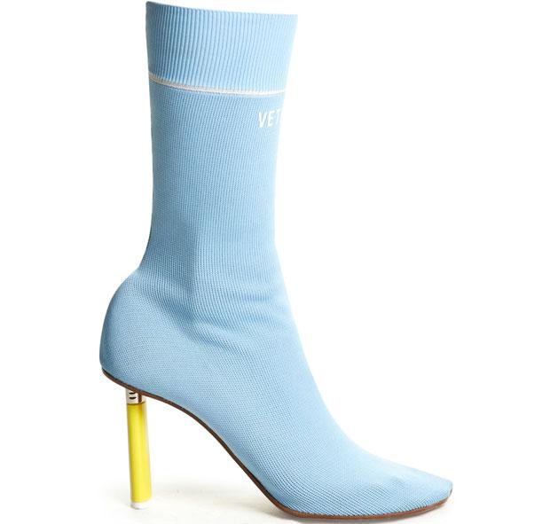Vetements laarzen lighter
