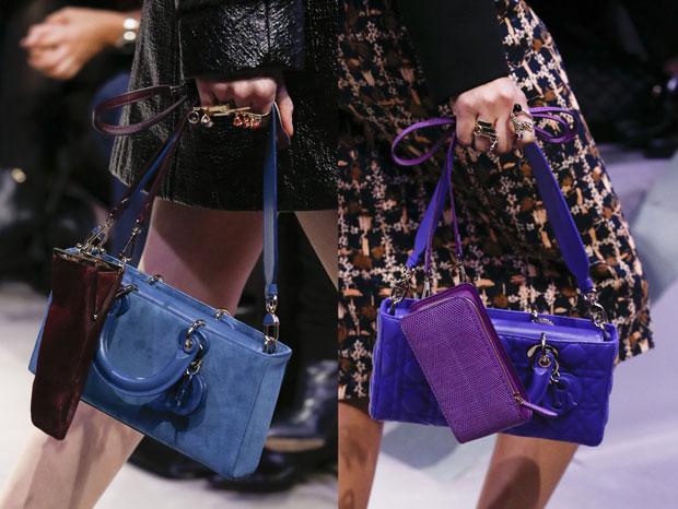 Dior fall 2016 bags