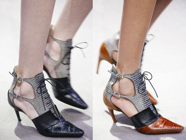 Dior fall 2016 schoenen