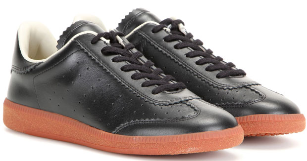 Isabel Marant Bryce sneakers black