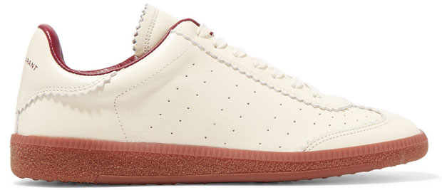 Isabel Marant Bryce sneakers off white