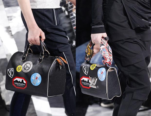 Louis Vuitton fall 2016 speedy twist