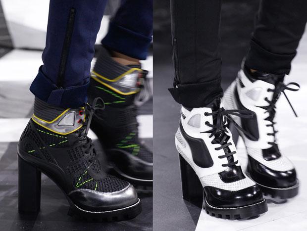 Louis Vuitton schoenen herfst 2016