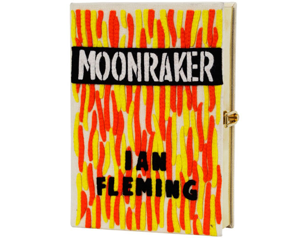 Olympia Le-Tan Ian Flemming Moonraker