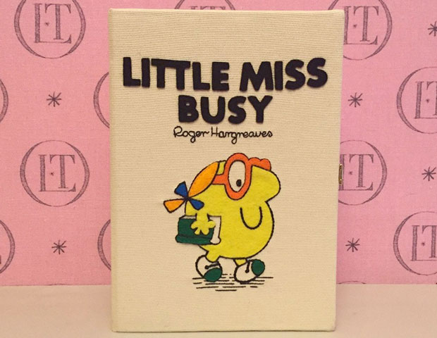 Olympia Le-Tan Little Miss Busy