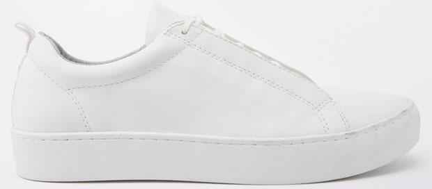 Vagabond Zoe witte sneakers