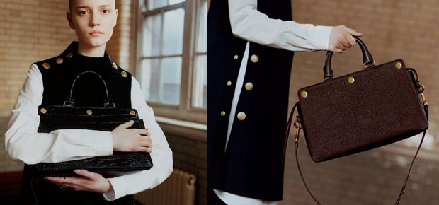 Mulberry AW 16 campagne