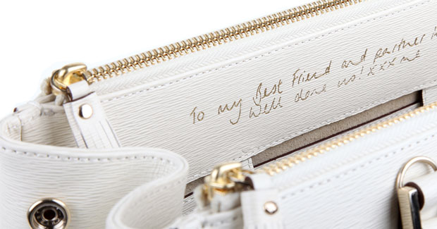 Anya Hindmarch Bespoke collection