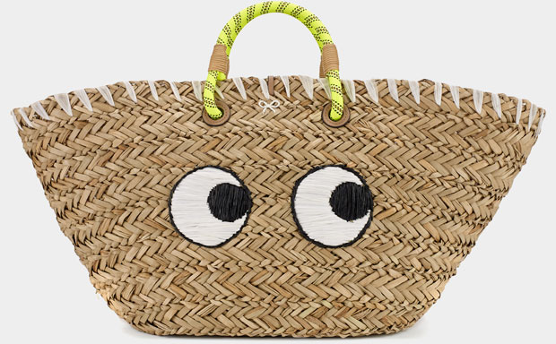 Anya Hindmarch eyes straw bag