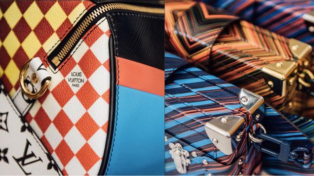 Louis Vuitton Cruise 2017 bags