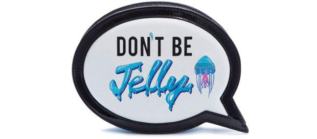 Sophia Webster tassen don't be jelly
