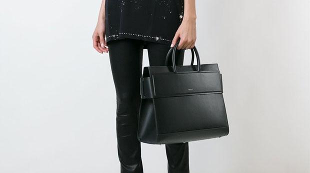 Givenchy Horizon bag black