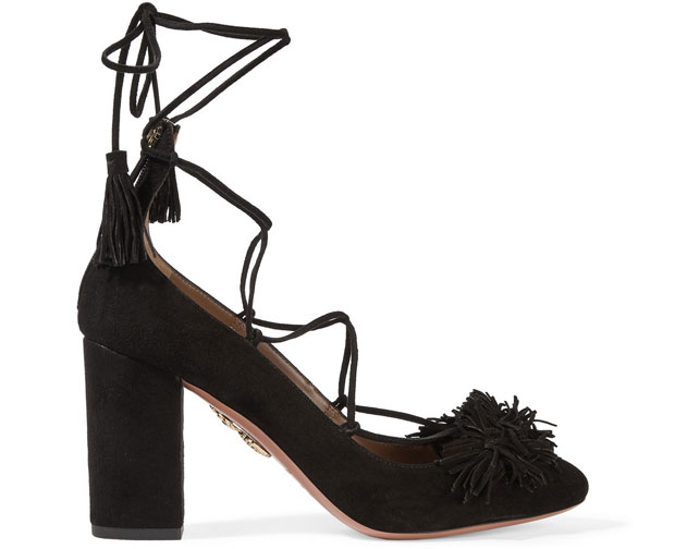 Aquazzura wild thing pumps