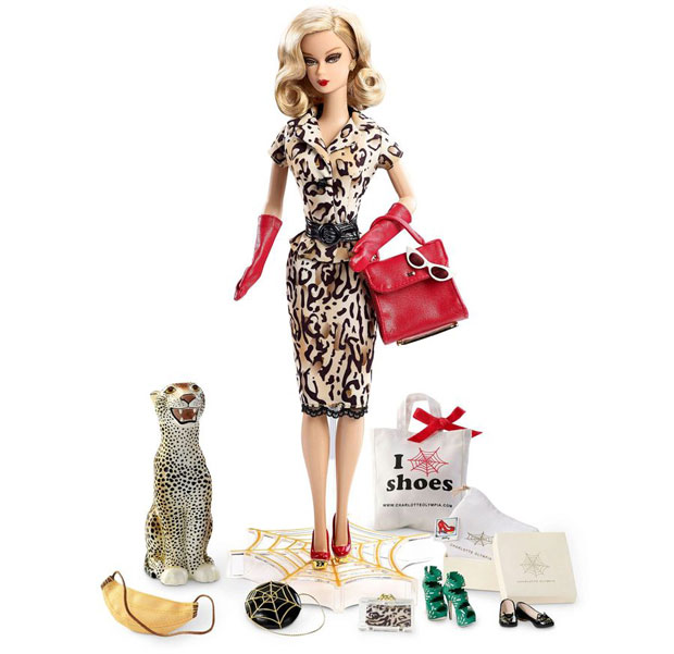 Charlotte Olympia Barbie collection
