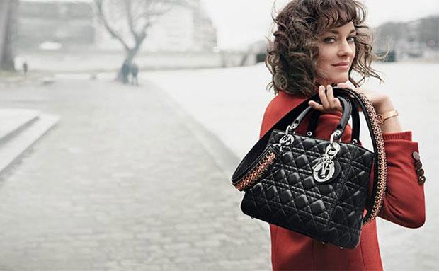 Dior Lady Dior schouderband