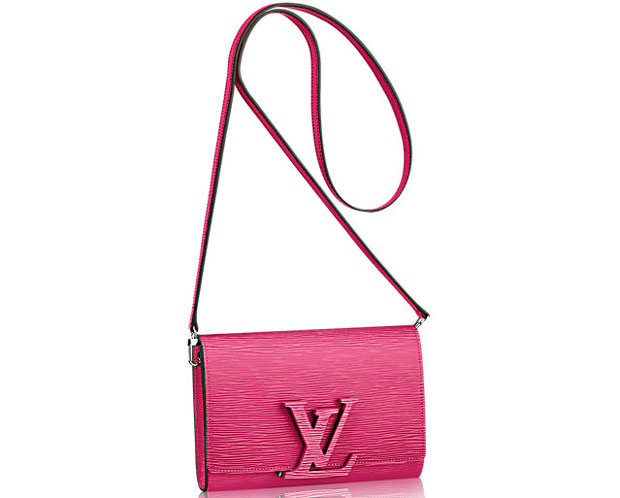 Lous Vuitton Louise PC Cuir epi pink