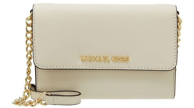 Michael Michael Kors Jetset travel clutch